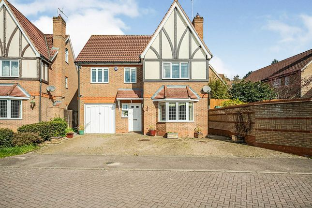 Thumbnail Detached house for sale in Ryders Hill, Great Ashby