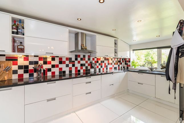 Kitchen of Setts Way, Wingerworth, Chesterfield, Derbyshire S42