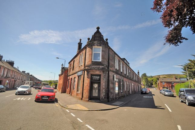 Thumbnail Flat for sale in Main Street, Alexandria, West Dunbartonshire
