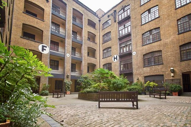 Thumbnail Flat for sale in Telfords Yard, Wapping, London