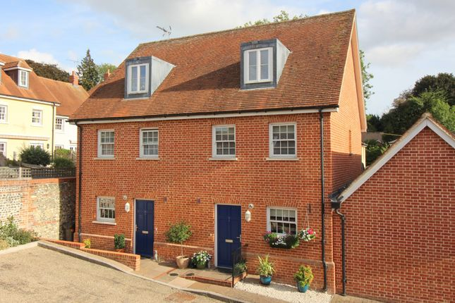 Thumbnail Semi-detached house for sale in Hankins Court, Jacklyns Lane, Alresford