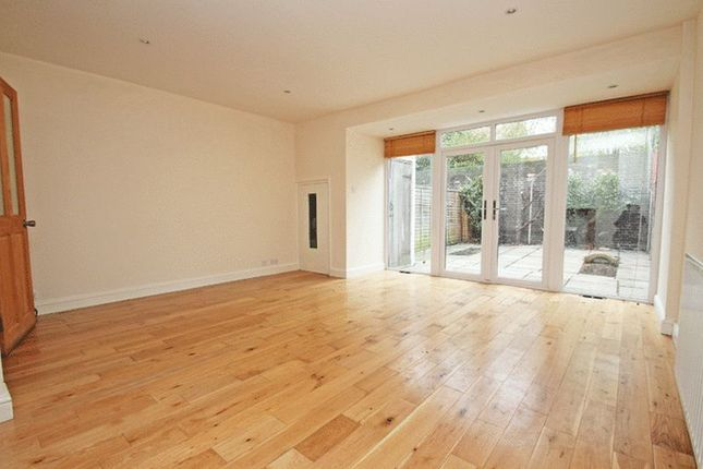 Thumbnail Terraced house to rent in Moody Street, London