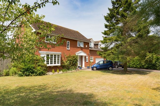 Thumbnail Detached house for sale in St Marys Close, Wavendon, Milton Keynes, Buckinghamshire