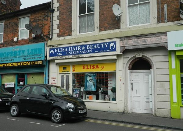 Thumbnail Retail premises for sale in Birmingham Road, Oldbury