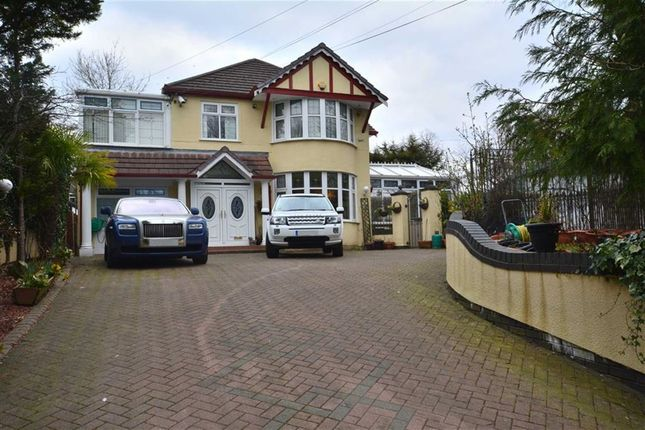 Thumbnail Detached house for sale in Bury New Rd, Salford