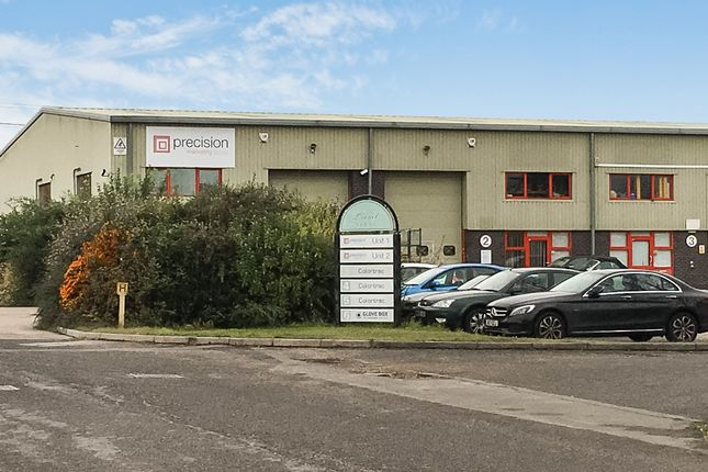 Thumbnail Industrial to let in Burrel Road, St Ives
