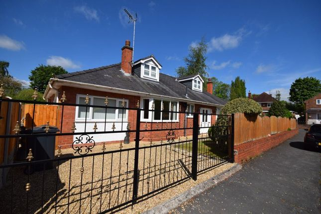 Thumbnail Bungalow to rent in Lawson Road, Wrexham