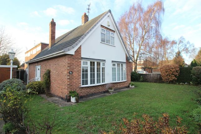 Thumbnail Bungalow for sale in High Road, Toton, Nottingham