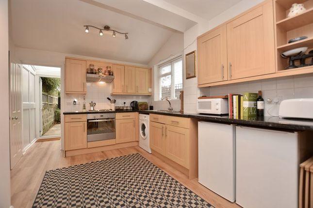 Kitchen of Garden Flat, Kingston Road, Teddington TW11