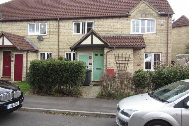 Thumbnail Terraced house to rent in Dewfalls Drive, Bradley Stoke, Bristol
