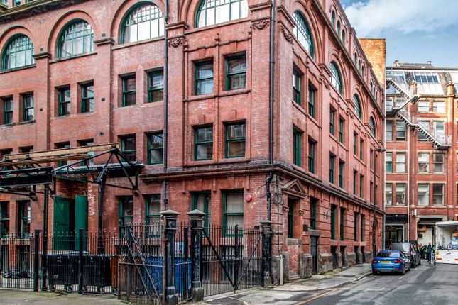 Thumbnail Flat to rent in Harter Street, Manchester