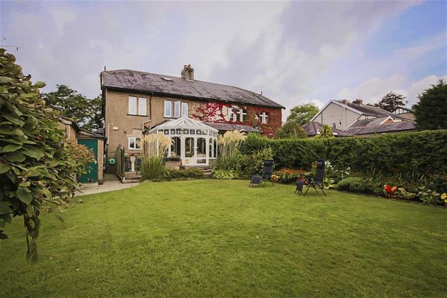 Thumbnail Semi-detached house for sale in Reedley Drive, Burnley, Lancashire