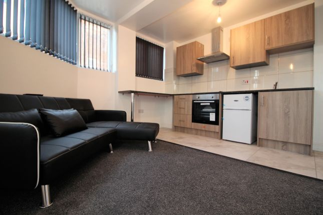 Thumbnail Flat to rent in Belgrave Heights, Belgrave Gate, Leicester