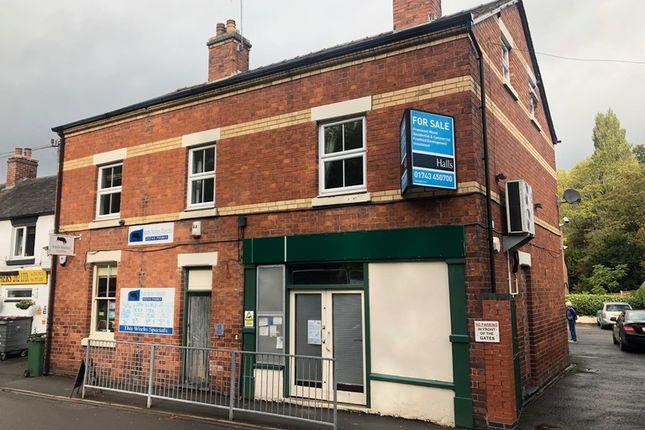 Thumbnail Retail premises to let in Minsterley, Shrewsbury