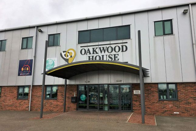 Office to let in Oakwood House, Eastmount Road, Darlington
