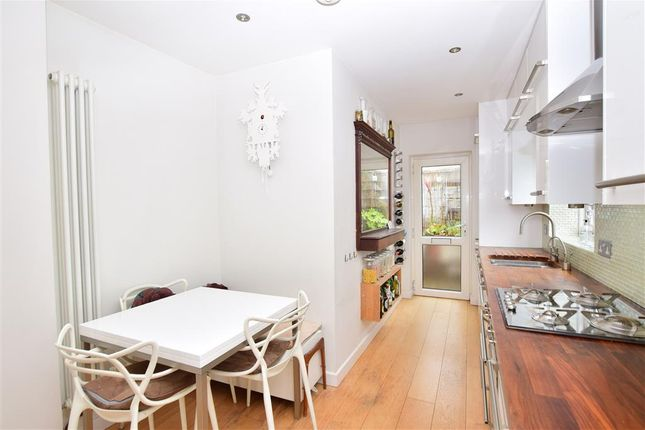 Thumbnail Semi-detached house for sale in West Hill Road, Brighton, East Sussex