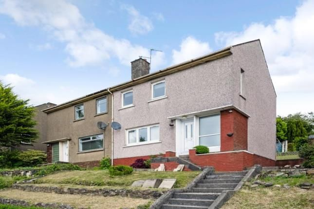 3 bed semi-detached house for sale in Hillside Road, Paisley, Renfrewshire PA2