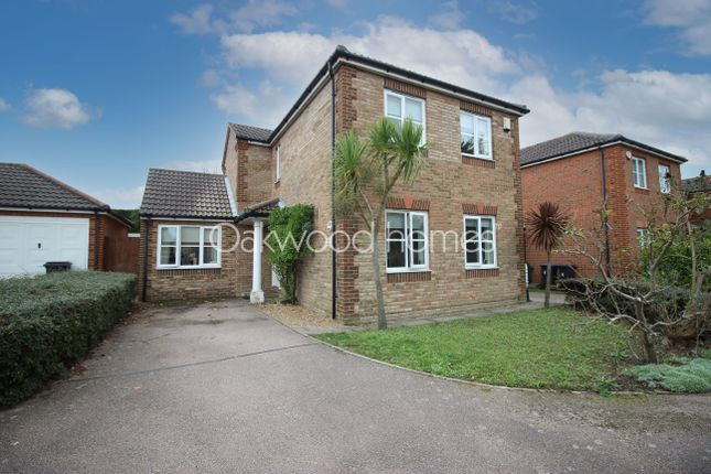 Thumbnail Detached house for sale in Nursery Gardens, Broadstairs