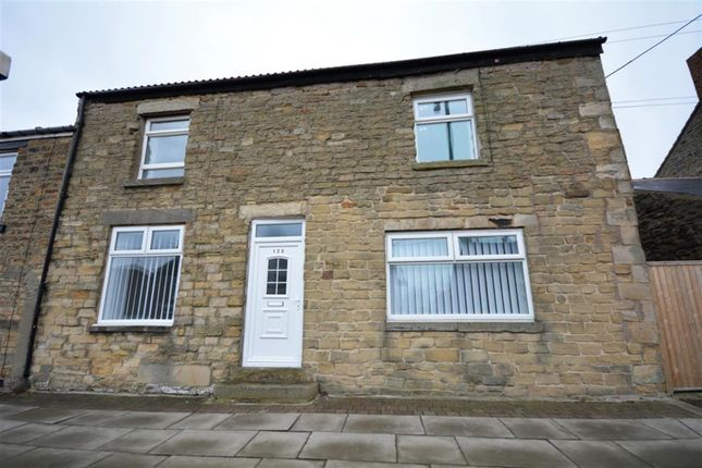 Thumbnail Flat for sale in Dans Castle, Tow Law, Bishop Auckland