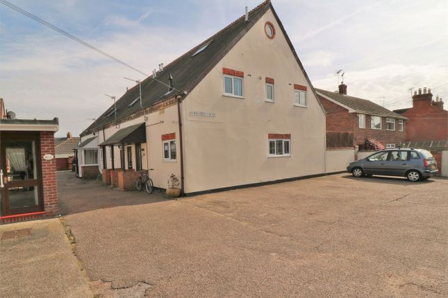 Thumbnail End terrace house for sale in Foresters Court, The Avenue, Wivenhoe, Essex