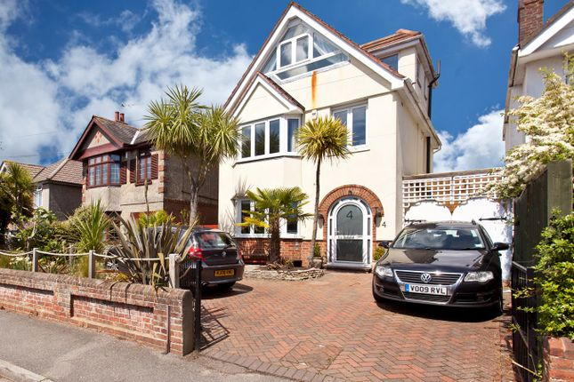 Thumbnail Detached house to rent in Arley Road, Poole