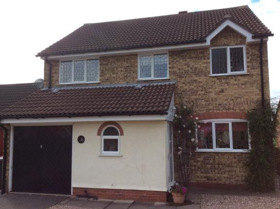 4 bed detached house for sale in Shelburne Drive, Haslington, Crewe, Cheshire