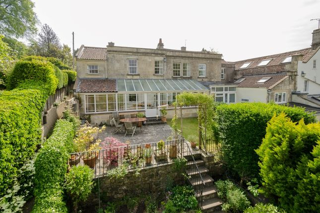 Thumbnail End terrace house for sale in Primrose Hill, Weston Park East, Bath