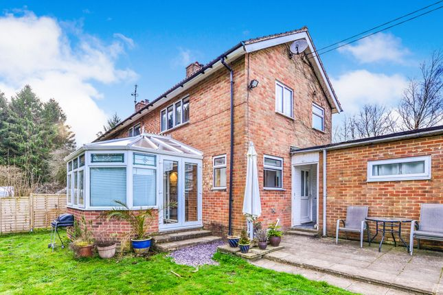 Thumbnail Semi-detached house for sale in Deverill Road, Sutton Veny, Warminster