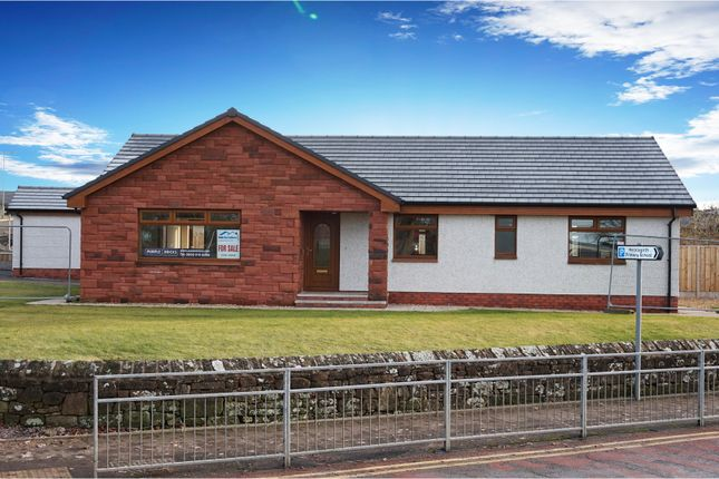 Thumbnail Detached bungalow for sale in Seaforth Gardens, Annan