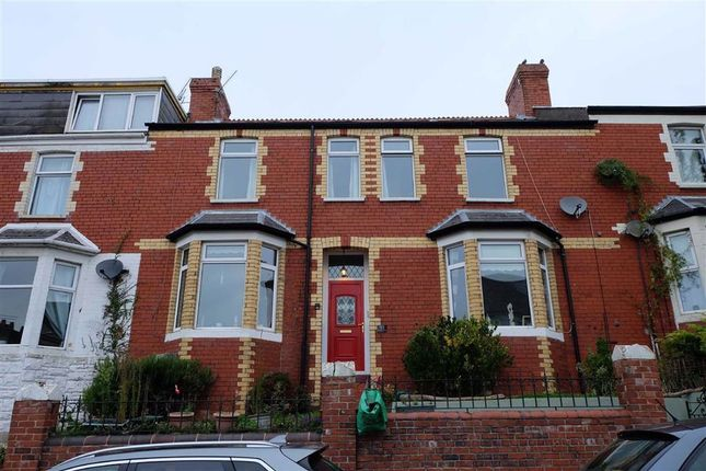 Thumbnail Terraced house to rent in Porthkerry Road, Barry, Vale Of Glamorgan