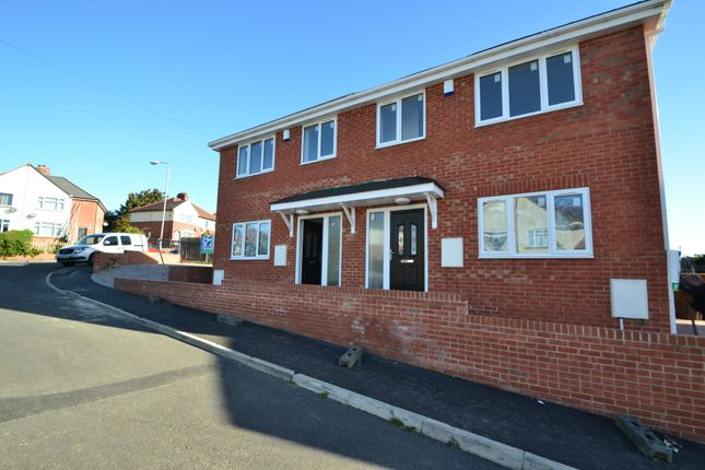 3 bed semi-detached house for sale in Priory Estate, South Elmsall, Pontefract, West Yorkshire
