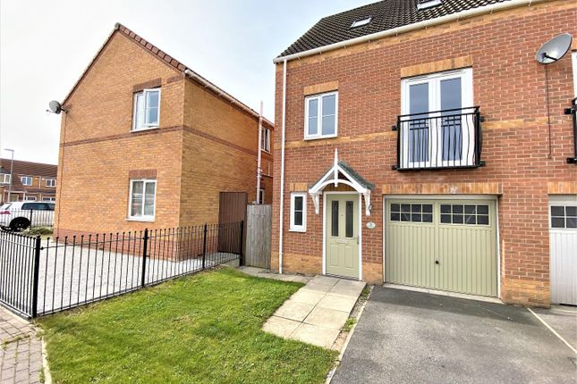 Thumbnail Semi-detached house for sale in Comrades Place, Goldthorpe, Rotherham