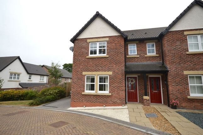 Thumbnail Semi-detached house for sale in Mabel Wood Close, Great Clifton, Workington