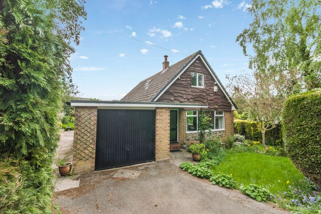 Thumbnail Detached bungalow for sale in Greenside, Denby Dale, Huddersfield