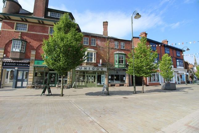 Thumbnail Commercial property for sale in Derby Street, Leek, Staffordshire