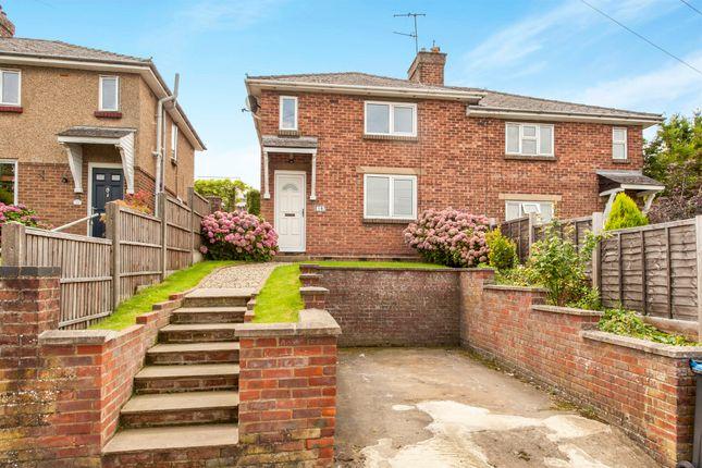 Thumbnail Semi-detached house for sale in Hazel Road, Berkhamsted