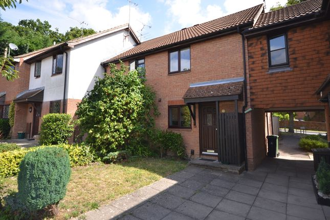 Thumbnail End terrace house to rent in Heather Mead, Frimley, Camberley