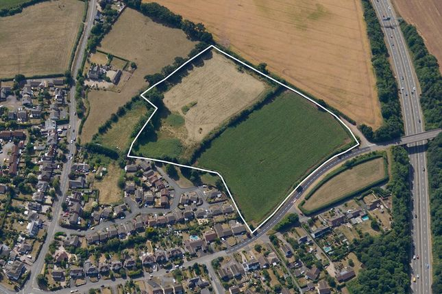 Thumbnail Land for sale in Shillingford Road, Exeter