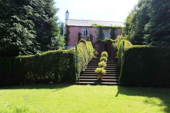 Thumbnail Detached house for sale in Broxburn, West Lothian