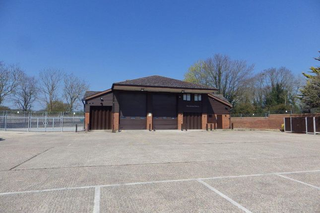 Thumbnail Industrial to let in Hackwood Business Park - Warehouse, Water End, Basingstoke