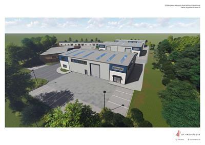 Photo 3 of Marston Business Park, Marston Moretaine, Bedfordshire MK43