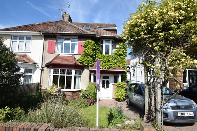 Thumbnail Semi-detached house for sale in Rockside Drive, Henleaze, Bristol
