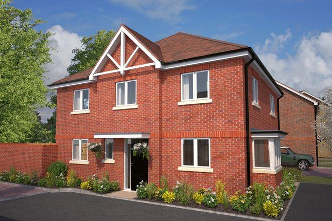 Thumbnail End terrace house for sale in Royal Victoria Grange, Netley Abbey, Southampton