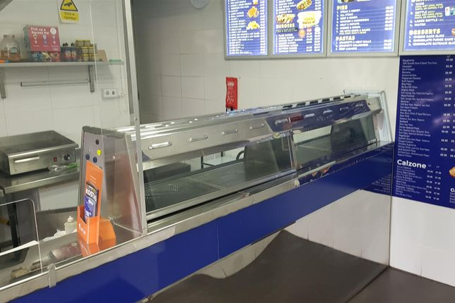 Thumbnail Leisure/hospitality for sale in Fish & Chips S73, Darfield, South Yorkshire