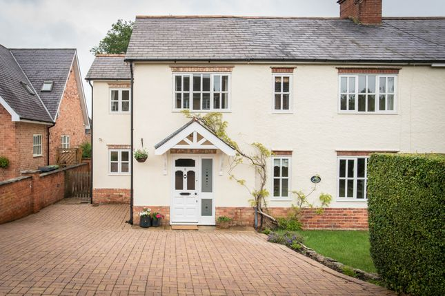 Thumbnail Semi-detached house for sale in Gatehouse Lane, Oakham, Rutland LE158Nn
