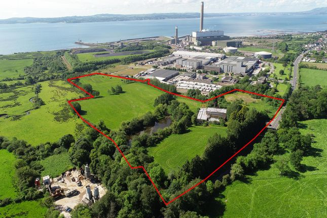 Thumbnail Commercial property for sale in Kilroot Park, Larne Road, Carrickfergus, County Antrim