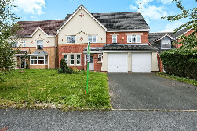 Thumbnail Detached house to rent in Sandown Drive, Catshill, Bromsgrove