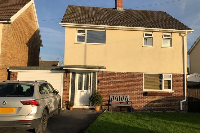 3 bed detached house for sale in Heol Drindod, Johnstown, Carmarthen, Carmarthenshire. SA31