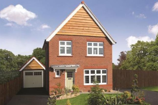 Thumbnail Detached house for sale in Warwick Chester Lane, Saighton, Chester