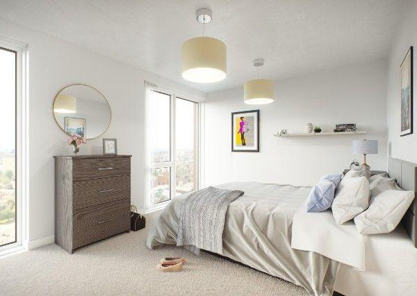 Studio for sale in Bridgewater Wharf Apartments, 257 Ordsall Lane, Salford